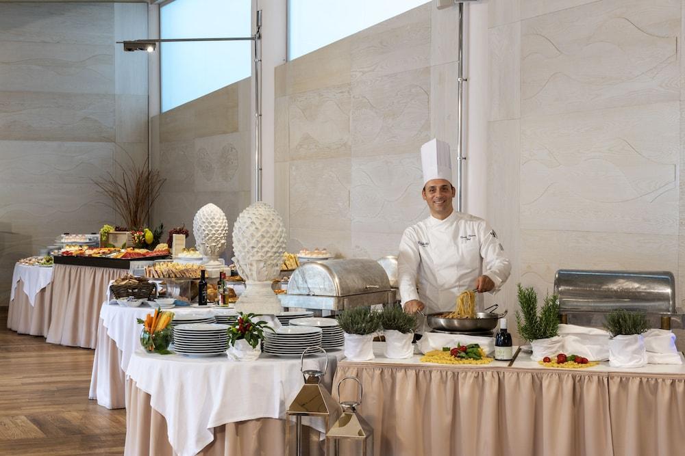 알보레아 에코로지 리조트(Alborèa Ecolodge Resort) Hotel Image 18 - Buffet