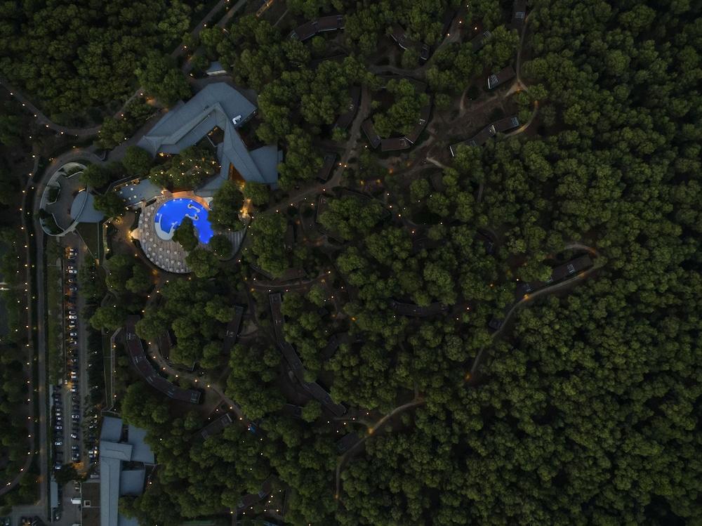 알보레아 에코로지 리조트(Alborèa Ecolodge Resort) Hotel Image 29 - Aerial View
