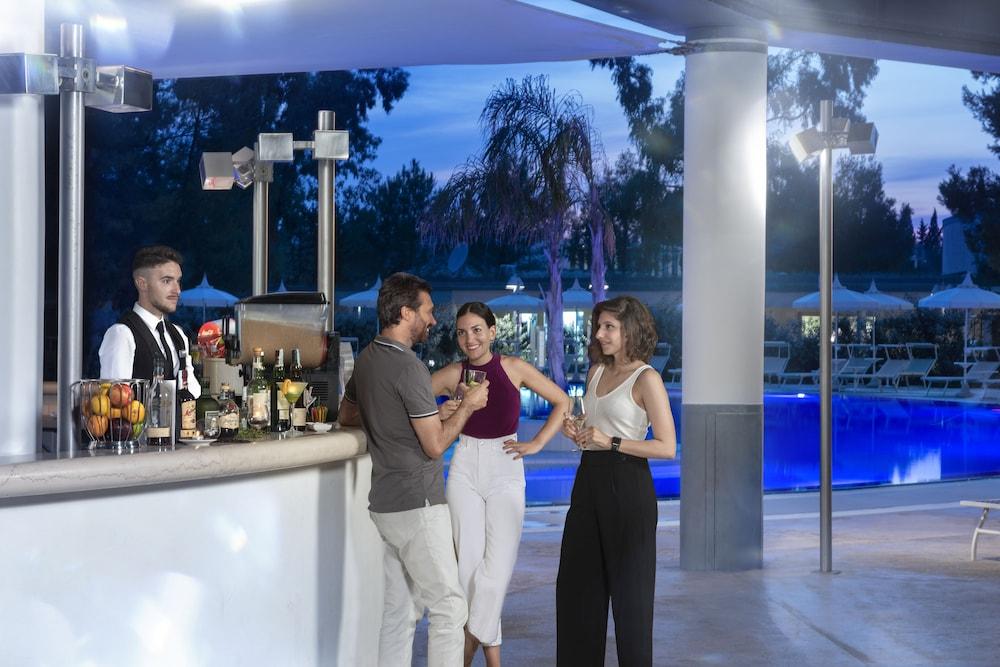 알보레아 에코로지 리조트(Alborèa Ecolodge Resort) Hotel Image 19 - Hotel Bar