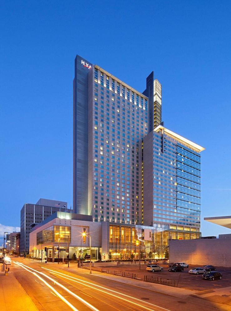 Hotel Hyatt Regency Denver at Colorado Convention Center