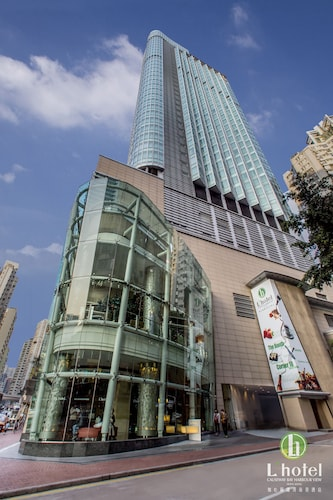 Hongkong - L' hotel Causeway Bay Harbour View - z Warszawy, 1 kwietnia 2021, 3 noce