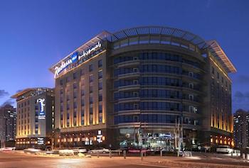 ラディソン ブル ホテル、ドバイ メディア シティ