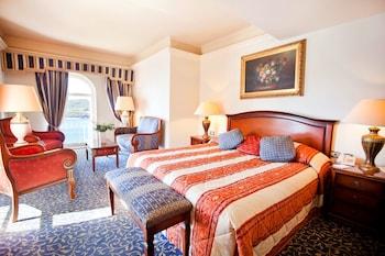 Superior Tek Büyük Yataklı Oda, Deniz Manzaralı (villa Argentina)