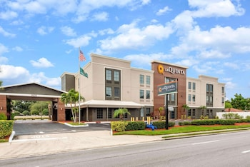 聖彼得堡東北溫德姆拉昆塔套房飯店 La Quinta Inn & Suites by Wyndham St. Petersburg Northeast