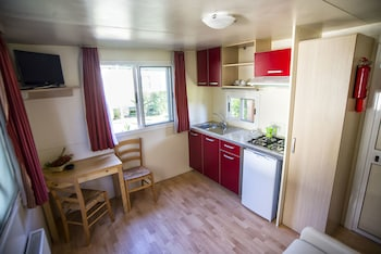 Comfort Bungalow, 1 Double Bed with Sofa bed, Kitchenette (with Patio)