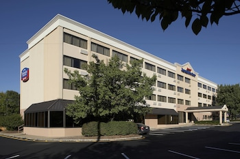 Hotel - Fairfield Inn & Suites by Marriott Parsippany