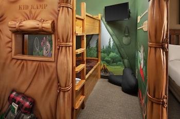 Kid Kamp Suite - Water Park Included