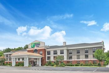 哈迪維爾智選假日飯店 Holiday Inn Express Hardeeville