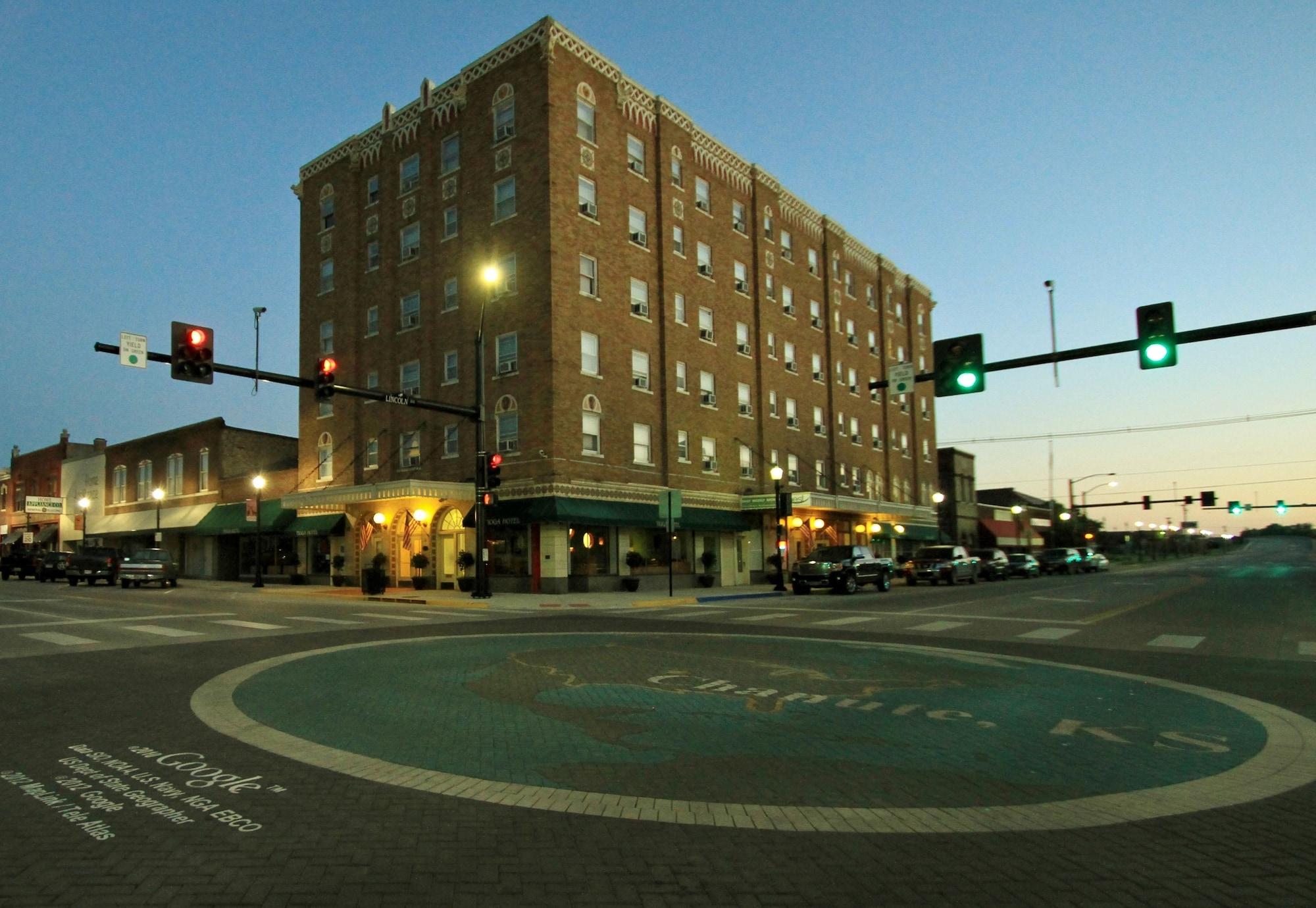 Walsh Hotel, Neosho