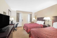 Double Room, 2 Double Beds, Smoking at Days Inn by Wyndham Springfield/Phil.Intl Airport in Springfield