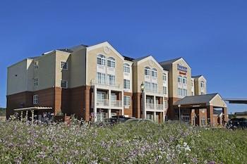 Hotel - Fairfield Inn & Suites by Marriott Fairfield Napa Valley