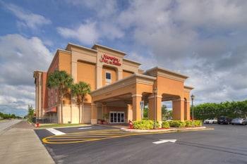 佛羅里達開普科勒爾麥爾茲堡區歡朋套房飯店 Hampton Inn & Suites – Cape Coral/Fort Myers Area, FL
