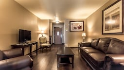 Executive Double Queen Suite