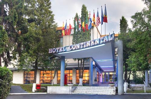 . Hotel Continental Suceava