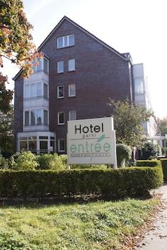 Hotel - Entrée Hotel Groß Borstel