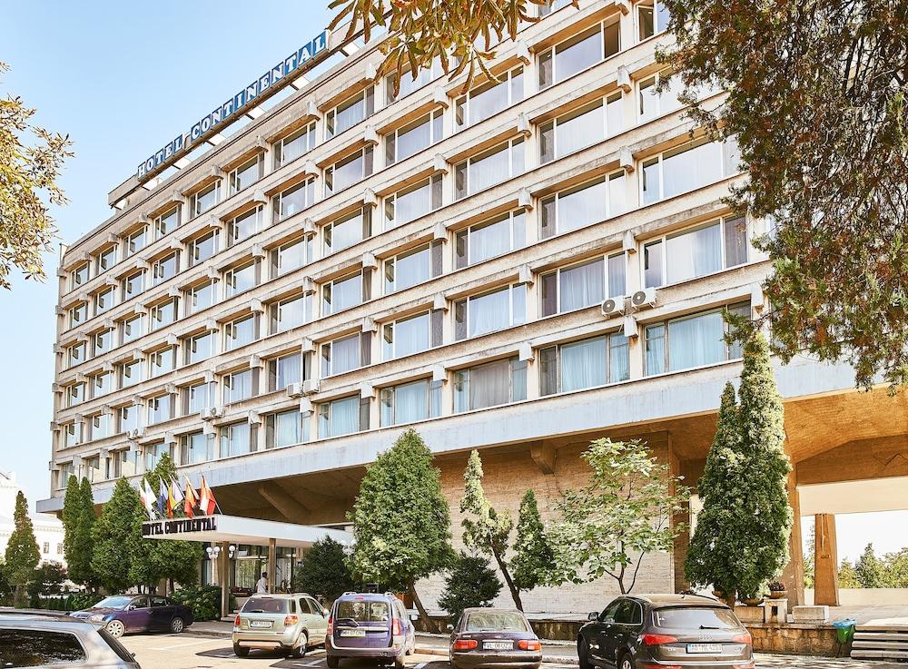 大陆德罗贝塔林堡酒店