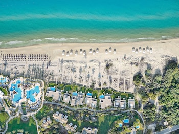 Grecotel Mandola Rosa and Aqua Park - Aerial View  - #0