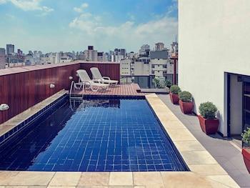 聖保羅潘普洛納美居飯店 Mercure Sao Paulo Pamplona Hotel
