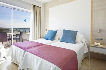 Double Room, Balcony, Partial Sea View