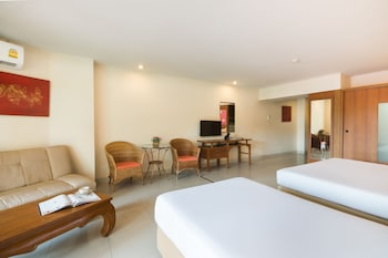Deluxe Family Room-pet Friendly