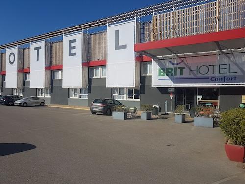 . Brit Hotel Confort Montpellier Parc Expositions