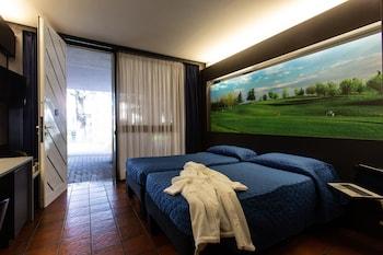 Standard Twin Room, Garden View