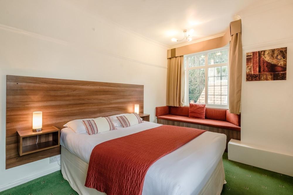 옌톤 호텔(The Yenton Hotel) Hotel Image 3 - Guestroom