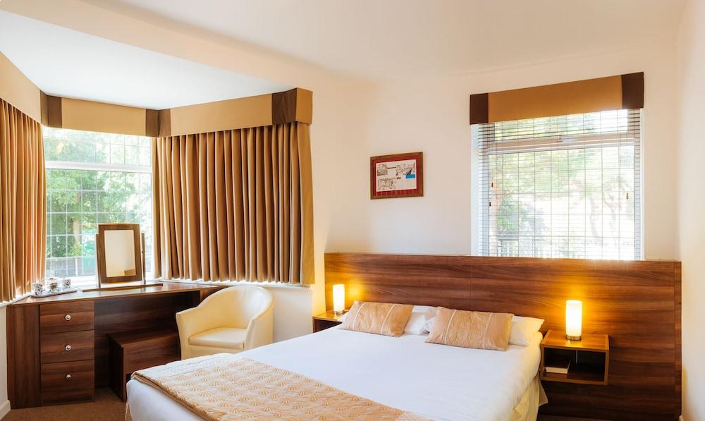 옌톤 호텔(The Yenton Hotel) Hotel Image 6 - Guestroom