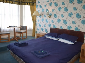 Executive Tek Büyük Yataklı Oda, Banyolu/duşlu