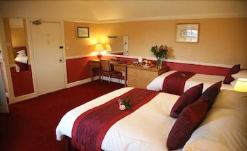 클로벤퍼즈 컨트리 인(Clovenfords Country Inn) Hotel Image 3 - Guestroom