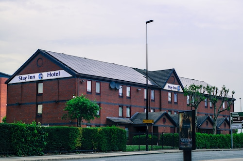 Manchester - Stay Inn Hotel Manchester - z Katowic, 4 kwietnia 2021, 3 noce
