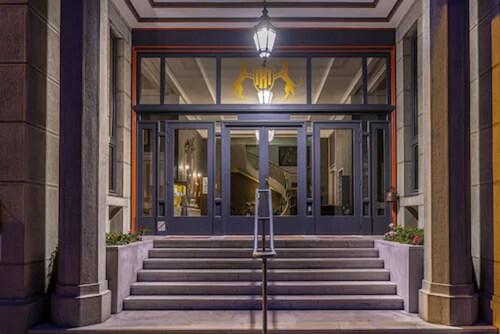 . Hotel Meurice