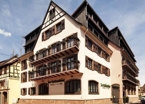 . Hôtel Le Colombier