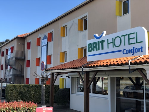 . Brit Hotel Confort Foix
