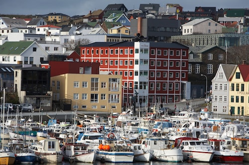__{offers.Best_flights}__ Hotel Tórshavn