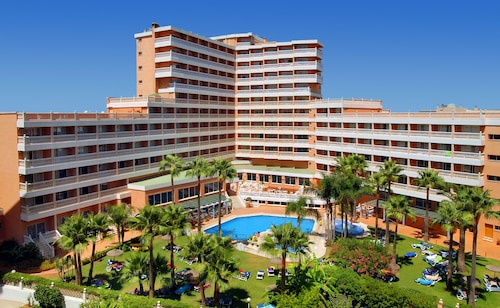 Torremolinos - Hotel Parasol Garden - z Krakowa, 21 kwietnia 2021, 3 noce