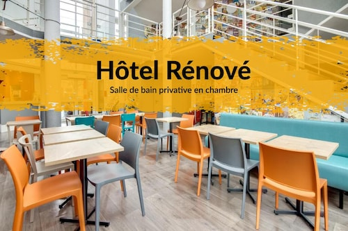 __{offers.Best_flights}__ hotelF1 Bourges Le Subdray, renovated