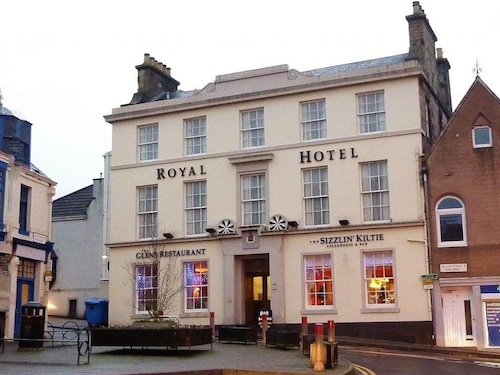 The Royal Hotel, Perthshire and Kinross