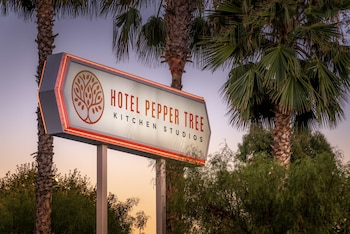 Hotel Pepper Tree Boutique Kitchen Studios - Anaheim