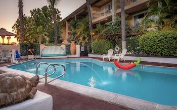 Hotel - Hotel Pepper Tree Boutique Kitchen Studios - Anaheim
