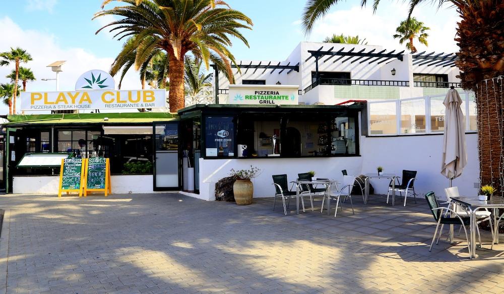 라브란다 플라야 클럽(LABRANDA Playa Club) Hotel Image 35 - Restaurant