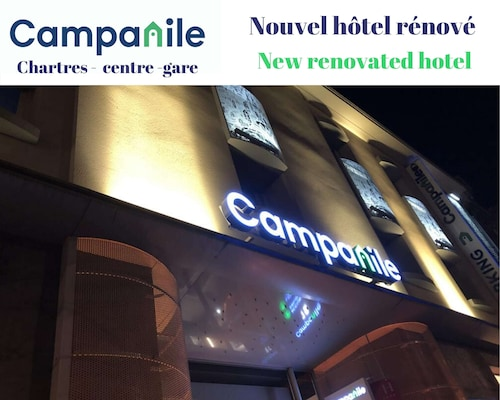 . Campanile Chartres Centre - Gare - Cathédrale