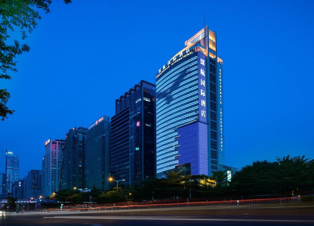 深セン エア インターナショナル ホテル (深航国際酒店)