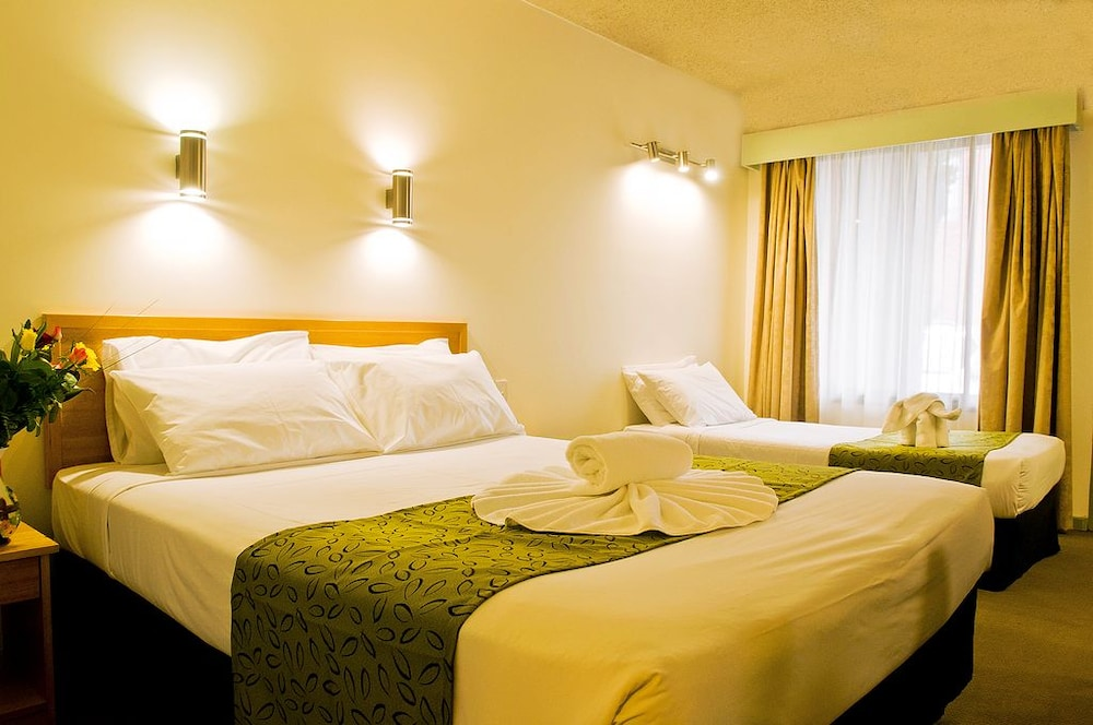램프라이터 모텔(Lamplighter Motel) Hotel Image 4 - Guestroom
