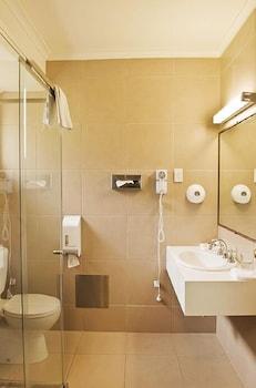 램프라이터 모텔(Lamplighter Motel) Hotel Image 11 - Bathroom
