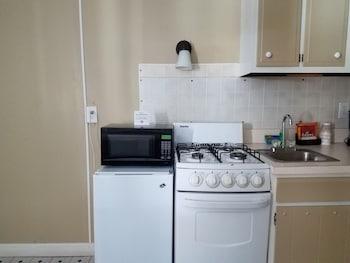Standard Oda, Küçük Mutfak (room 15)