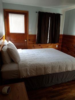 Kulübe, 1 Yatak Odası, Mutfak (cabin 21)