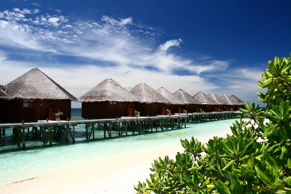 미리히 아일랜드 리조트(Mirihi Island Resort) Hotel Image 25 - Guestroom View