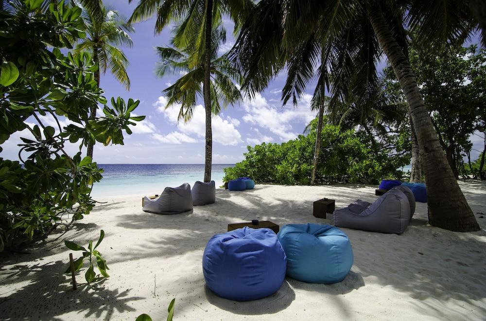 미리히 아일랜드 리조트(Mirihi Island Resort) Hotel Image 67 - Hotel Bar