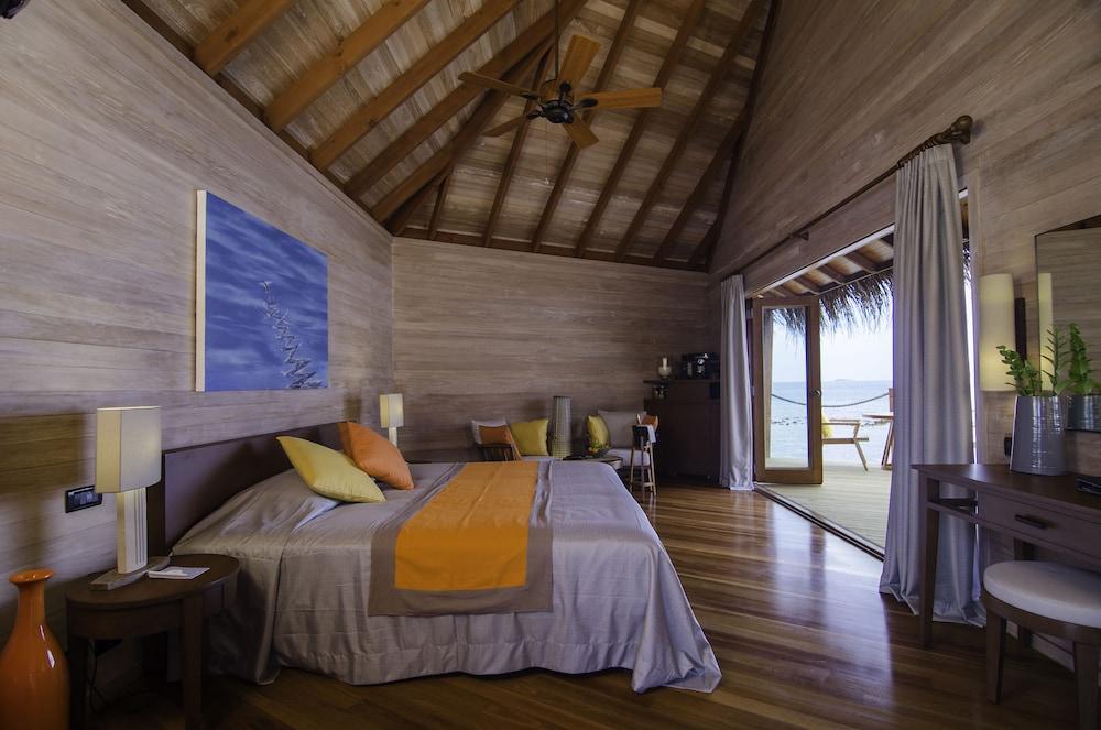 미리히 아일랜드 리조트(Mirihi Island Resort) Hotel Image 8 - Guestroom